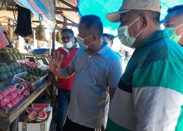 Pemkot Baubau Akan Tata Pasar Wameo
