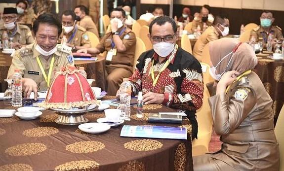 Wakil Walikota Tekankan Pentingnya Penguatan APIP