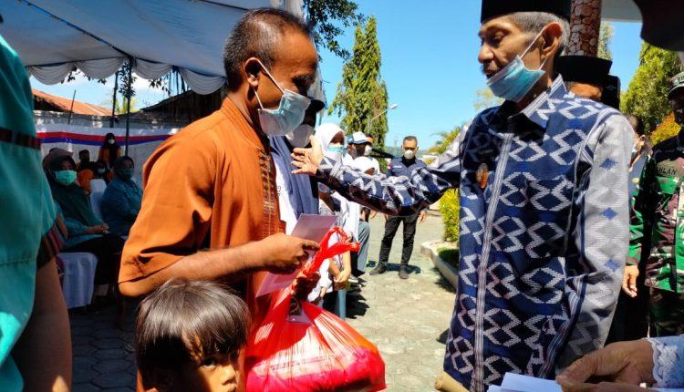 Dharma Wanita Persatuan Bagikan 34.361 Paket Sembako