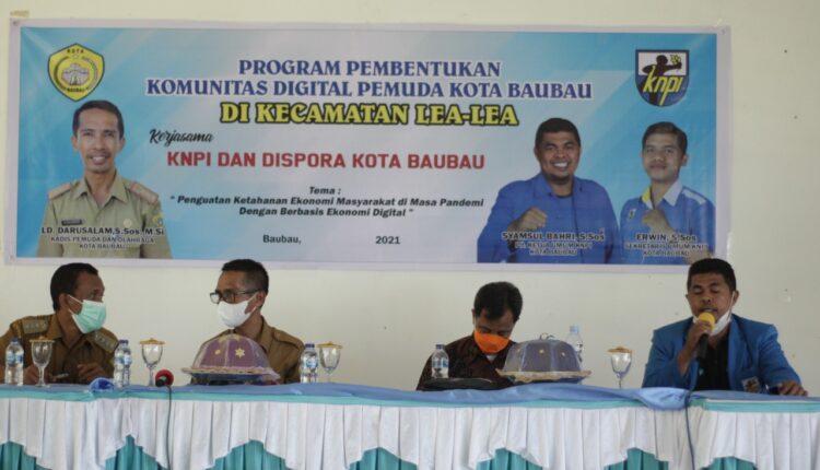 DPD KNPI Gagas Pembentukan Kampung Digital