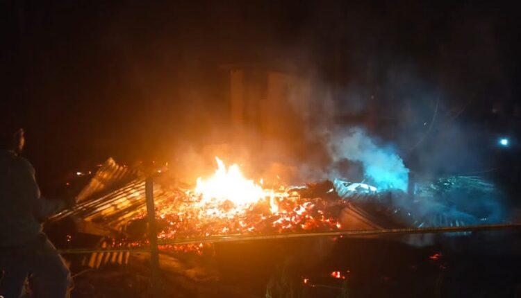 Warga Muna Tewas Terbakar Bersama Rumahnya
