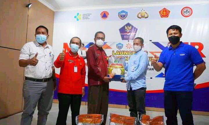 Pemkab Busel Kerjasama Bulog Launching Beras Lokal